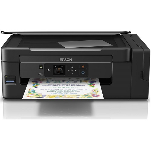 Epson Ecotank ET-2650 All-in-One Wireless Inkjet Printer