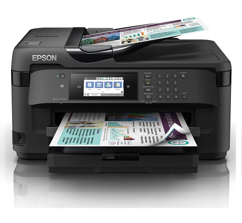 Epson WorkForce WF-7715DWF All-in-One Wireless A3 Inkjet Printer