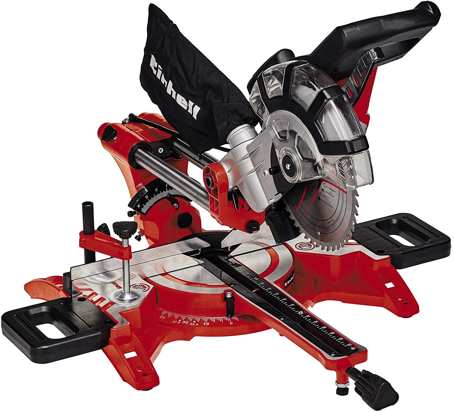 Einhell Dual Drag Crosscut and Mitre Saw TC-SM 2131/1