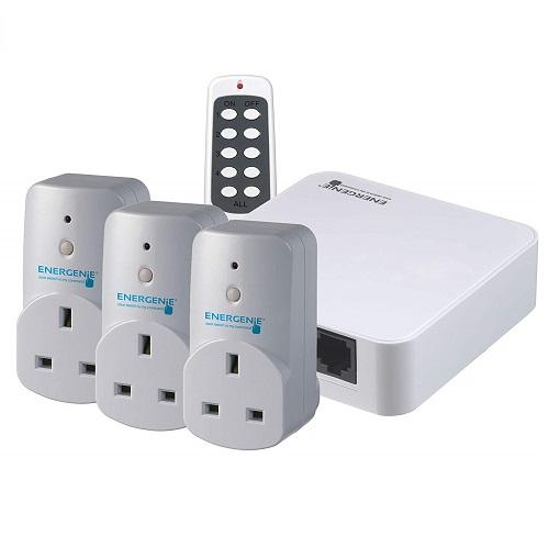 Energenie MiHome Gateway Starter Kit
