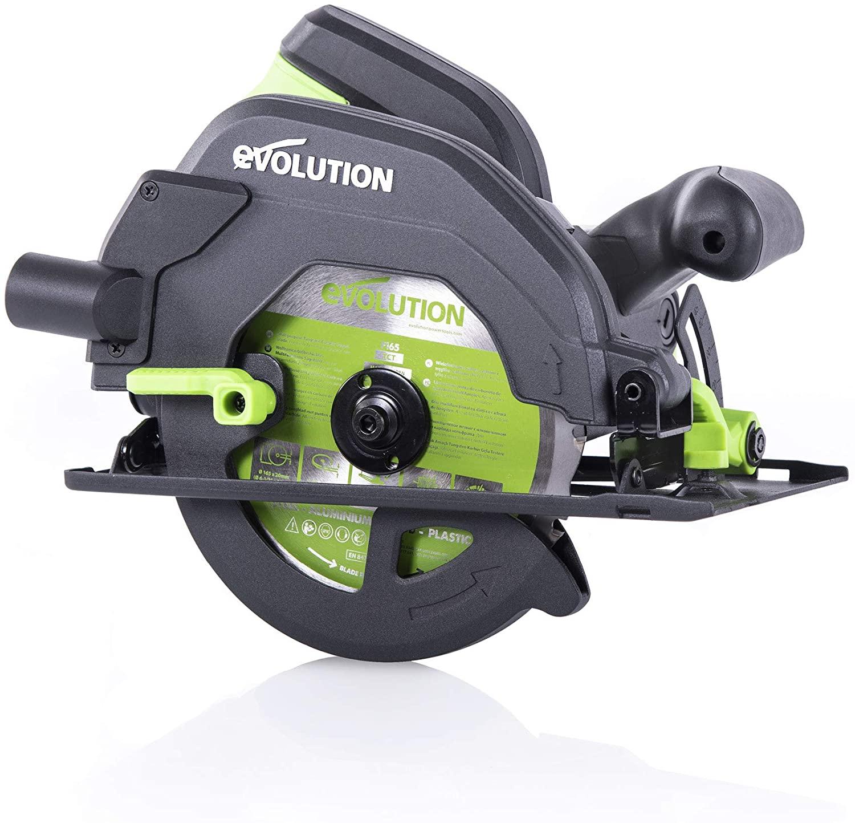Evolution Power Tools F165CCSL Circular Saw