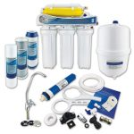 Finerfilters Reverse Osmosis Under Sink Drinking Water Filter System