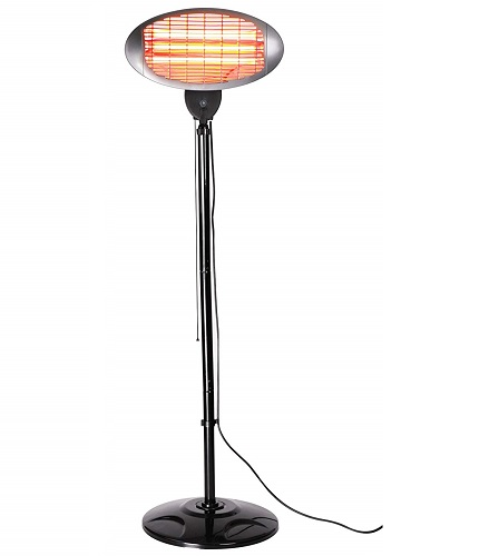 Firefly FreeStanding Infared Electric Heater