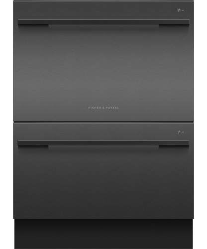 Fisher & Paykel DD60DDFHB9 Integrated Double DishDrawer