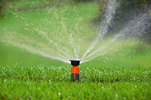 Gardena Turbo-Driven Pop-Up Sprinkler