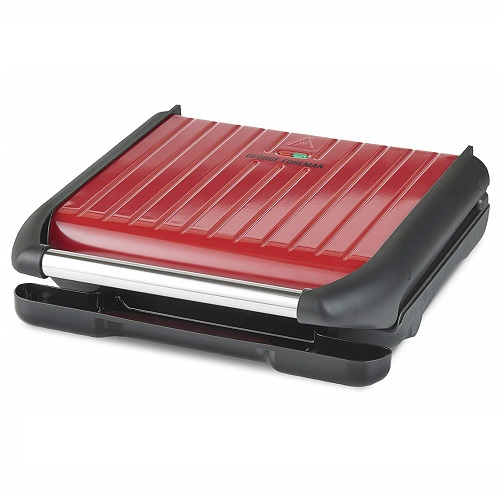 George Foreman 25050 Seven Portion Entertaining Grill