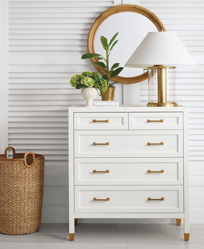 Go Tall with Baskets