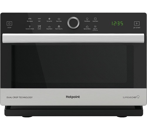 Hotpoint MWH 338 SX Combination Microwave