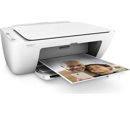 HP DeskJet 2620 All-in-One Wireless Inkjet Printer