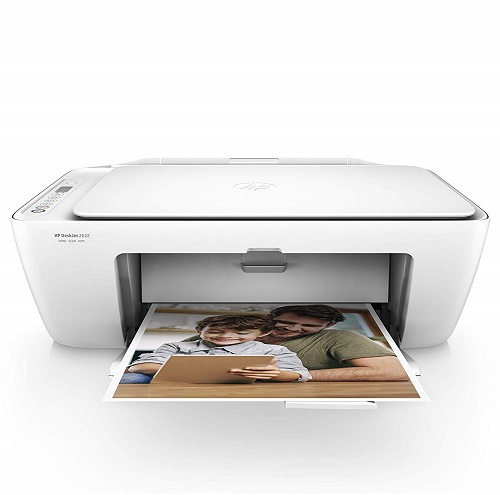 HP Deskjet 2622 All-in-One Printer - University Checklist