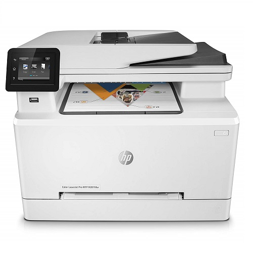 HP T6B82A Color LaserJet Pro MFP M281FDW Wireless