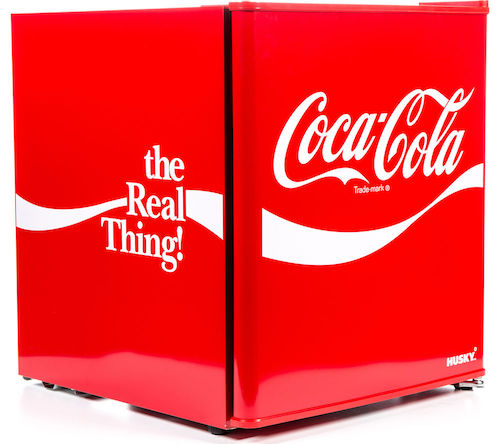 Husky Coca-Cola HU252 Mini Fridge
