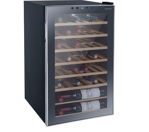 HUSKY Reflections HUS-HN12 Wine Cooler