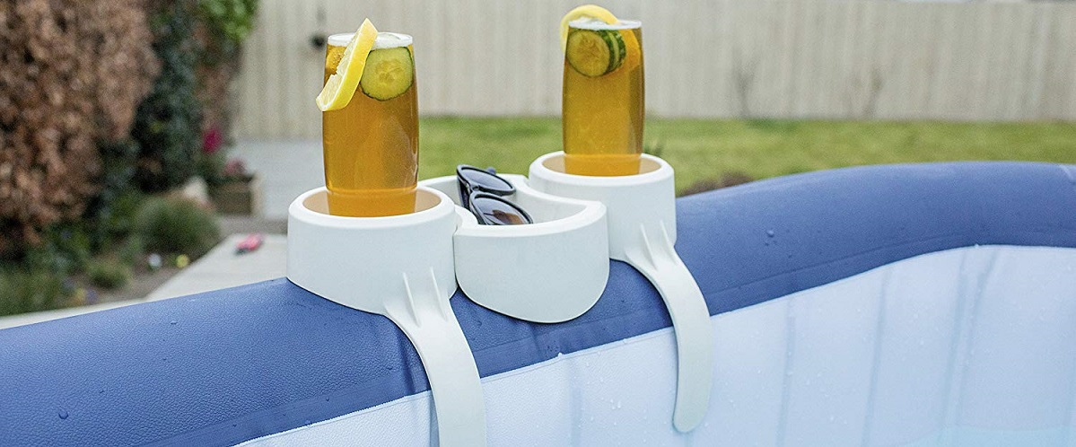 Hot Tub Cup Holders