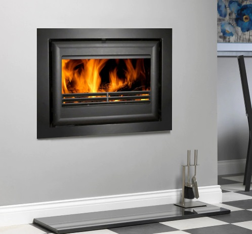 Hothouse Black 11kW Solid Fuel Stove