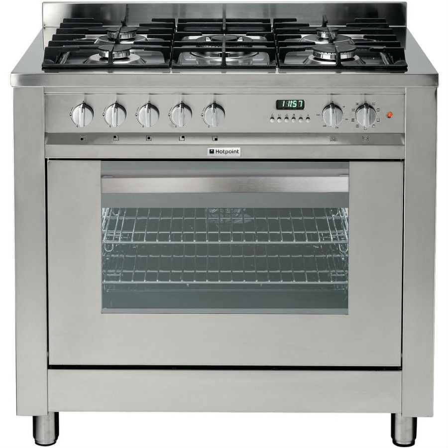 Hotpoint Ultima EG900XS Dual Fuel Cooker Review