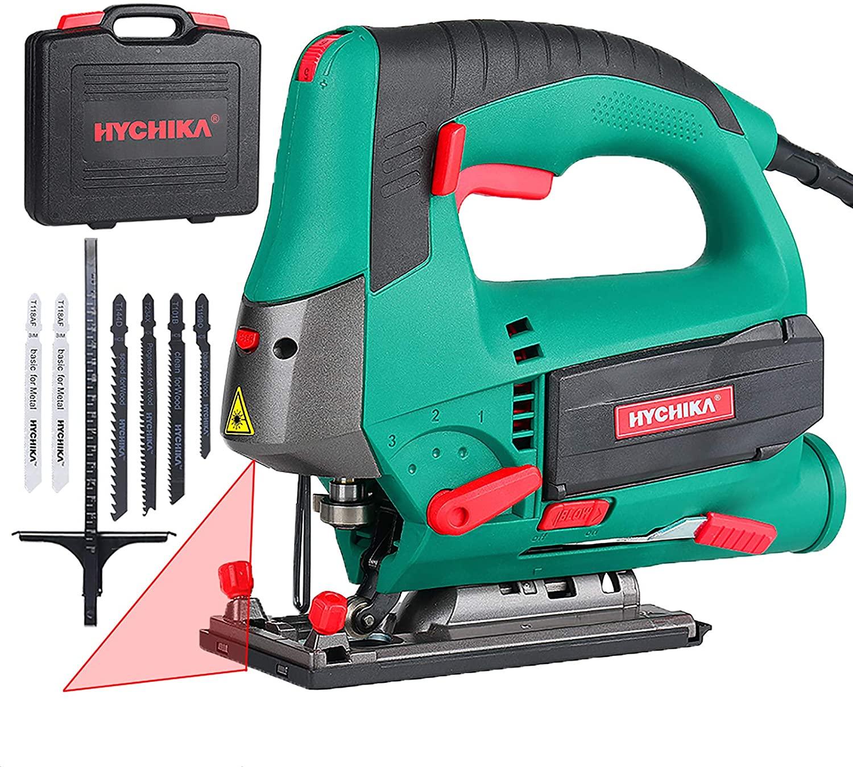 Hychika JS-100C Corded Jigsaw