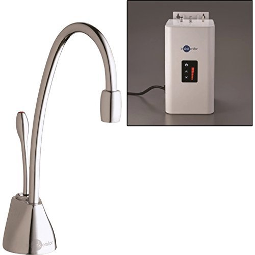 InSinkErator 44317 GN1100C Chrome Instant Hot Water Tap