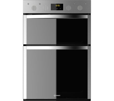 Indesit Aria DDD5340CIX Electric Double Oven