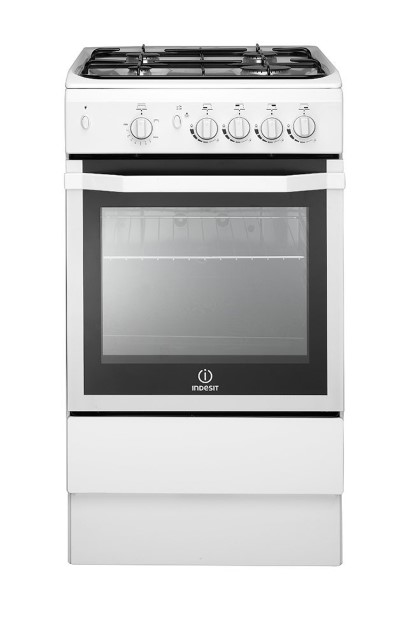 Indesit I5GGW Gas Cooker Review