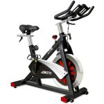 JOROTO X2 Exercise Bike Magnetic Resistance 35LBS Flywheel Indoor Spin Bikes