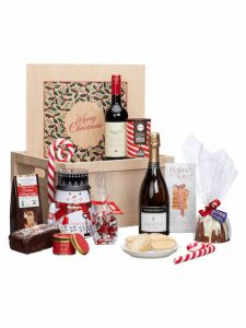 John Lewis & Partners Christmas Eve Hamper