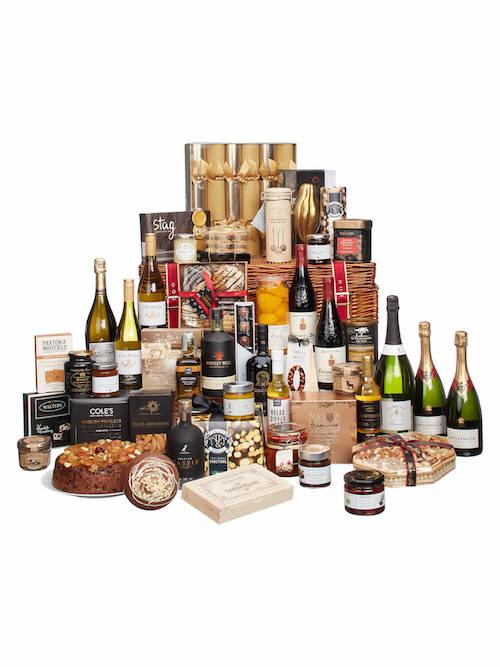 John Lewis & Partners Christmas Treasure Chest Hamper