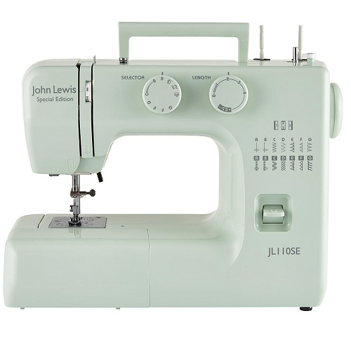 John Lewis & Partners JL110 Sewing Machine