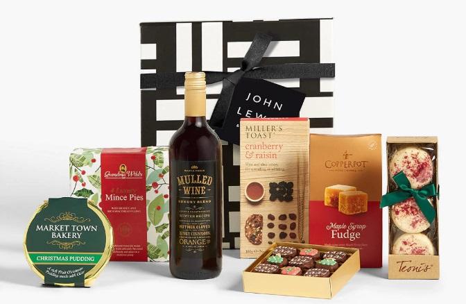 John Lewis & Partners Seasonal Cheer Gift Box