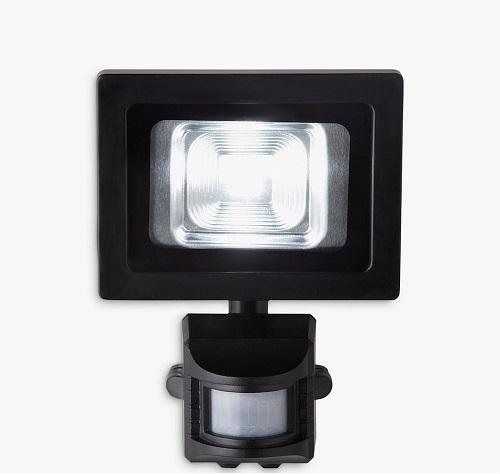 John Lewis & Partners Seleno PIR Sensor Security LED Outdoor Light