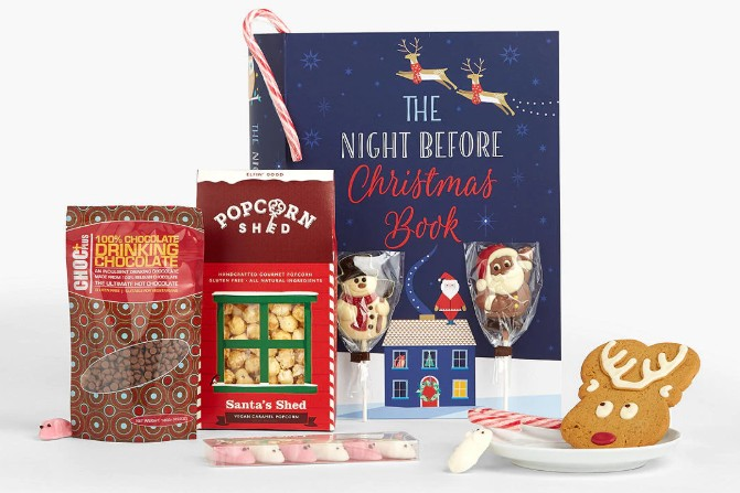 John Lewis & Partners The Night Before Christmas Gift Book