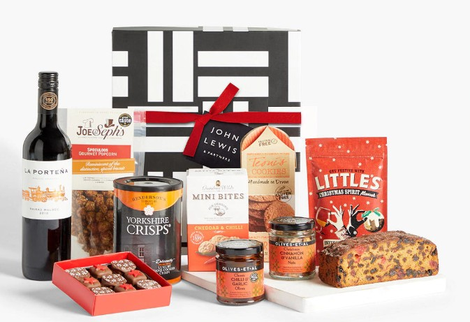 John Lewis & Partners Winter Spice Gift Box