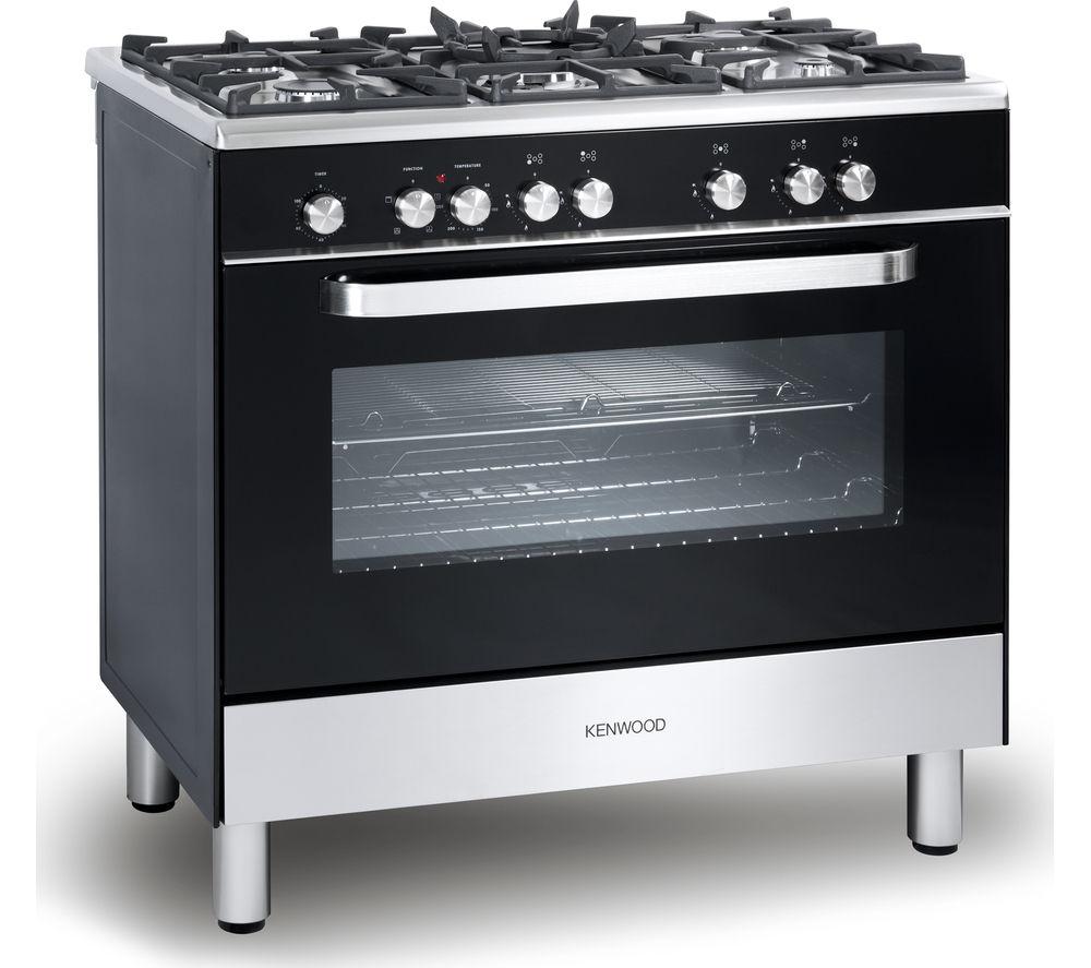 KENWOOD CK305-1 Dual Fuel Range Cooker Review