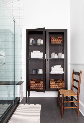 Keep Your Storage Baskets Off the Floor