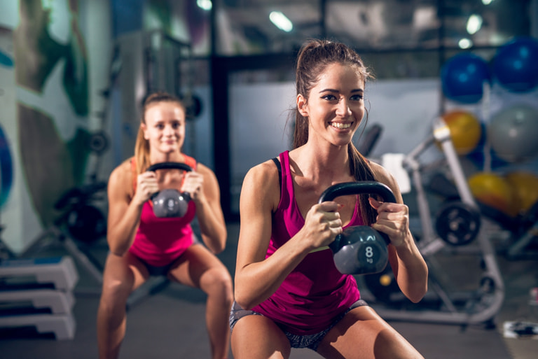 Kettlebells for Your Home