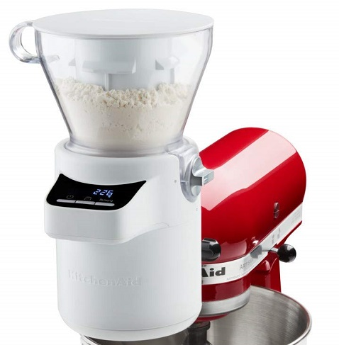 KitchenAid 5KSMSFTA Sifter and Scale Attachment