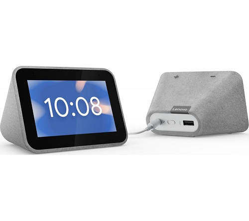 LENOVO Smart Clock with Google Assistant - University Checklist