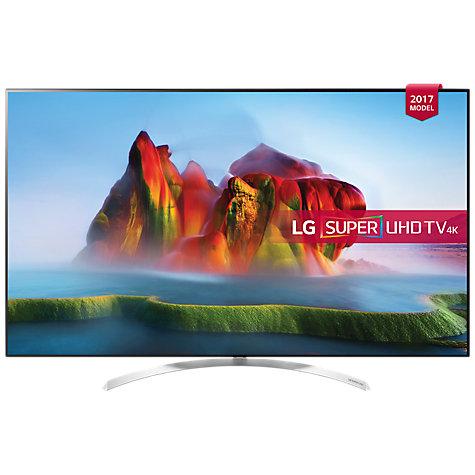 LG 4K Ultra HD Smart TV 55″