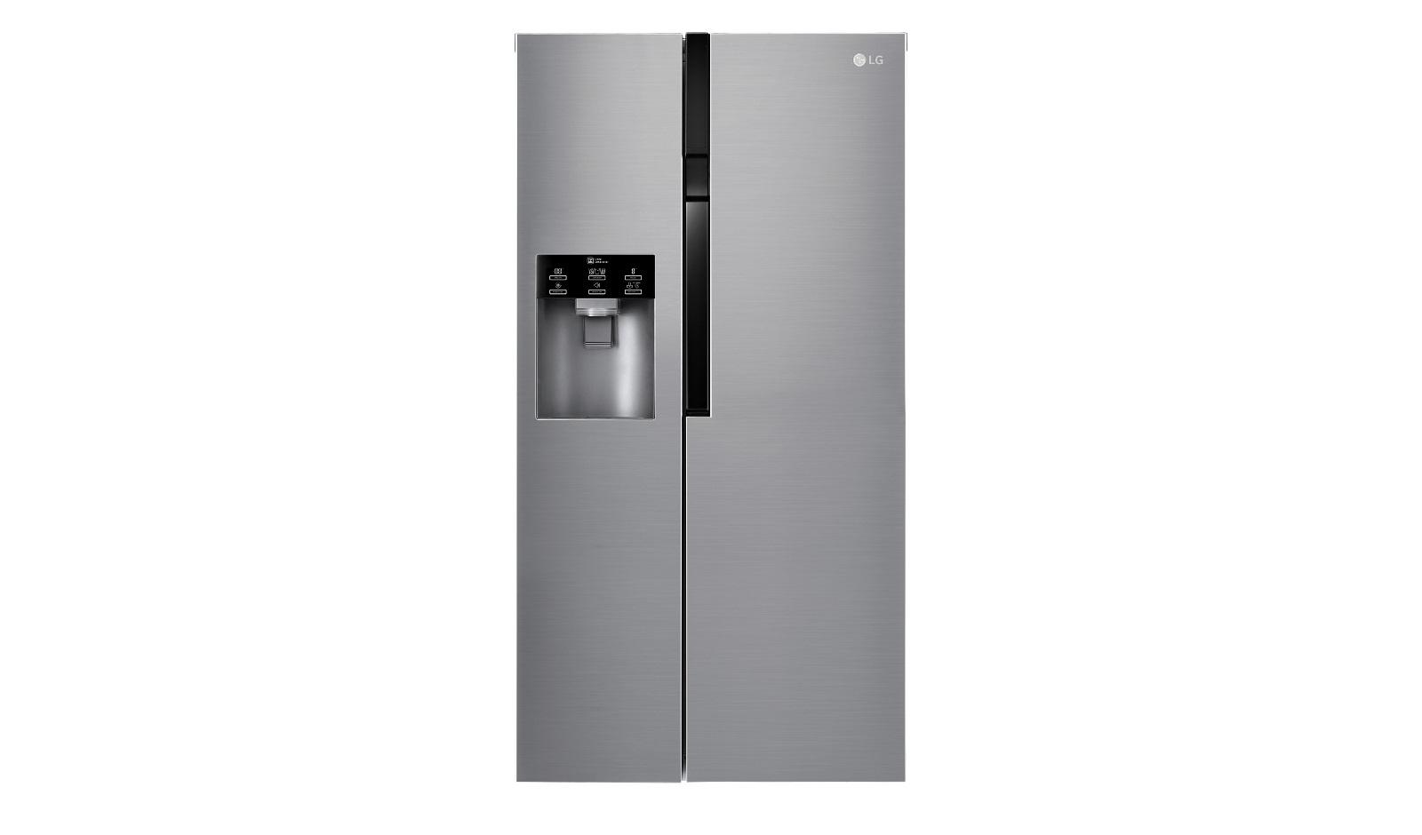 LG GSL560PZXV American Fridge Freezer