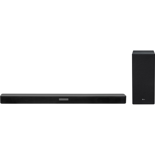 LG SL5Y Bluetooth Soundbar with Wireless Subwoofer