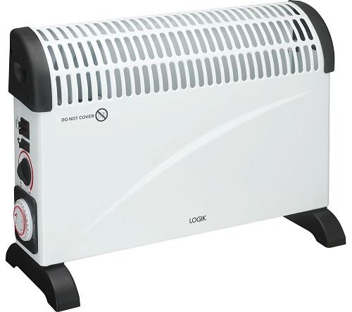 LOGIK L20CHTW18 Portable Hot & Cool Convector Heater
