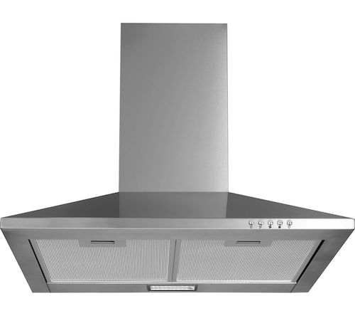 LOGIK L60CHDX17 Chimney Cooker Hood