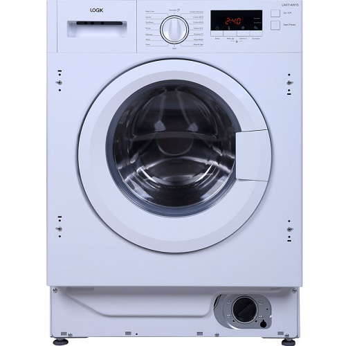 Logik LIW714W15 Integrated Washing Machine