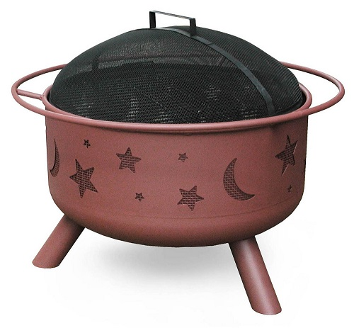 Landmann Big Sky Moons and Stars Fire Pit