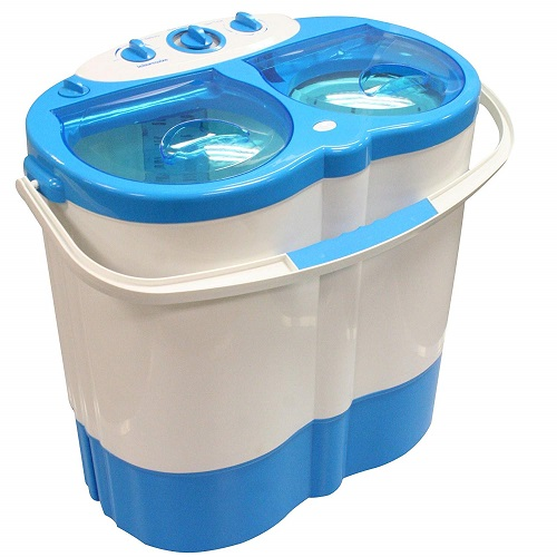 Leisurewize Twin Tub Portable Washing Machine