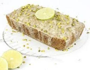 Elderflower And Lime Cake