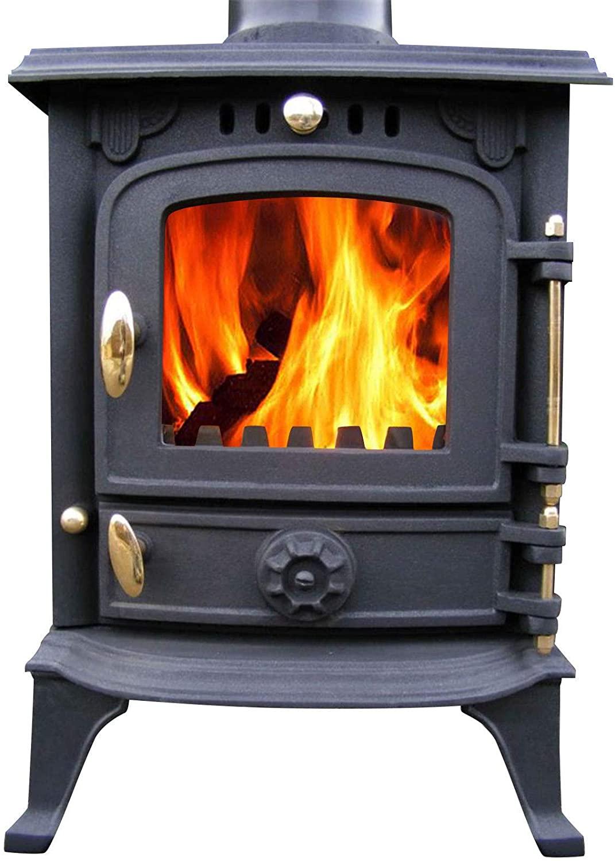 Lincsfire Harmston 5.5KW Multifuel Stove
