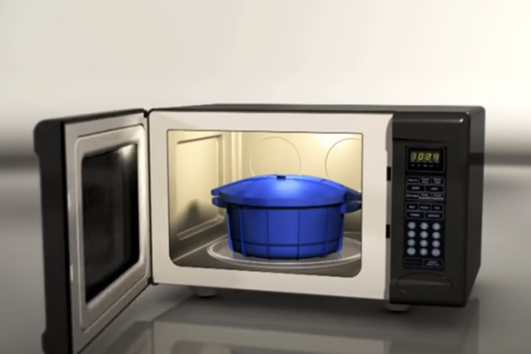 MICROWAVE PRESSURE COOKER AND HOW DOES IT WORK