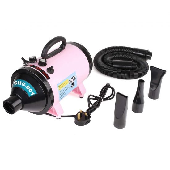 MVPOWER Dog Pet Grooming Hair Dryer