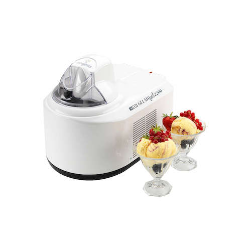 Magimix Gelato Chef 2200 Ice Cream Maker, White